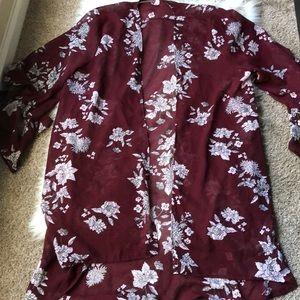 Live 4 Truth Kimono